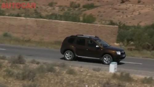 VIDEO: Autocar a testat modelul Dacia Duster24349