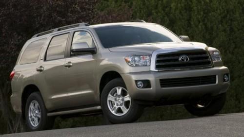 Recall Toyota de 50.000 Sequoia in SUA24313