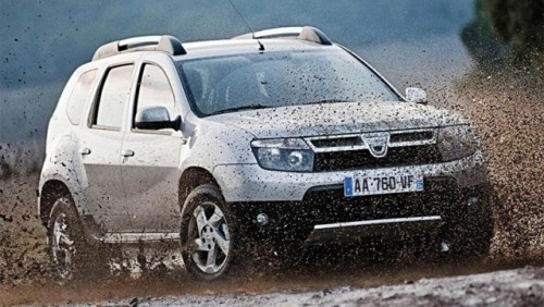 Dacia Duster debuteaza in Marea Britanie in 201224306