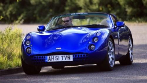 TVR va reveni cu un nou roadster24295