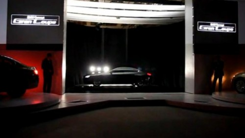 VIDEO: Prezentarea conceptului BMW Gran Coupe24283