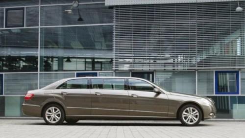 OFICIAL: Mercedes E-Klasse Limousine24266