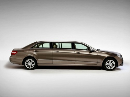 OFICIAL: Mercedes E-Klasse Limousine24272
