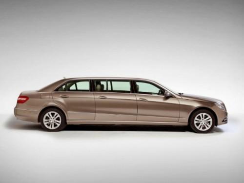OFICIAL: Mercedes E-Klasse Limousine24273