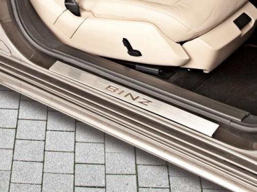 OFICIAL: Mercedes E-Klasse Limousine24275