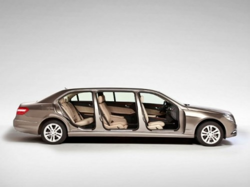 OFICIAL: Mercedes E-Klasse Limousine24277