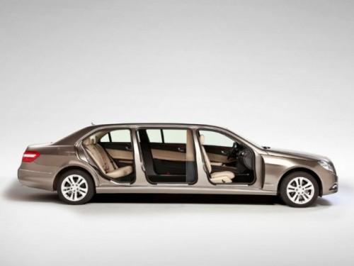 OFICIAL: Mercedes E-Klasse Limousine24278
