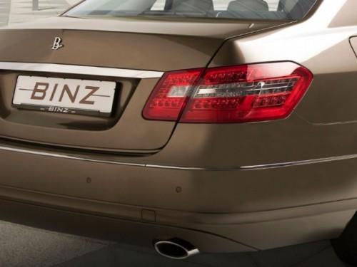 OFICIAL: Mercedes E-Klasse Limousine24279