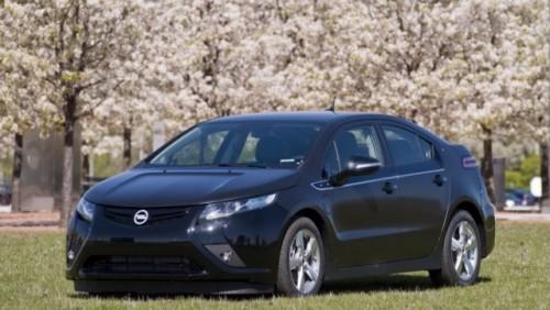 Opel prezinta versiunea de pre-productie al lui Ampera24265