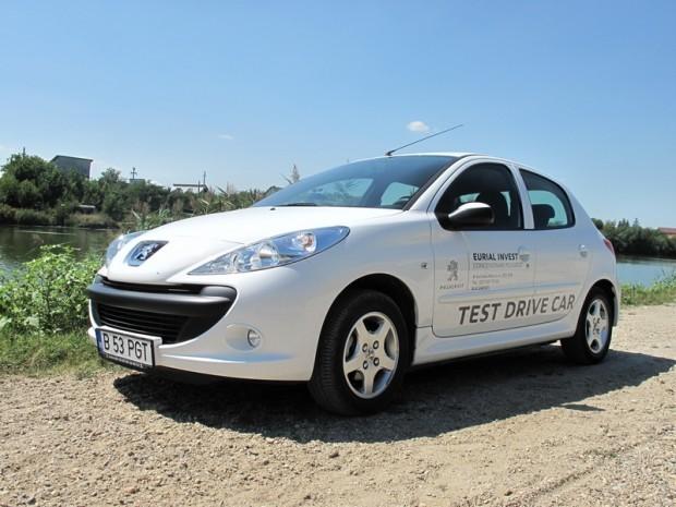 Peugeot 206+ 1,4 HDI