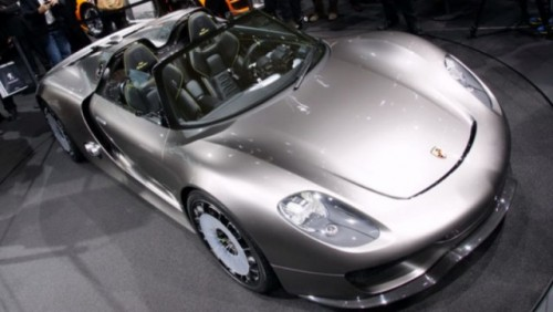 Mai mult de 900 de clienti doresc noul Porsche 918 Spyder24256