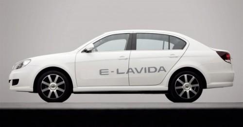 Volkswagen prezinta noul concept E-Lavinda24239