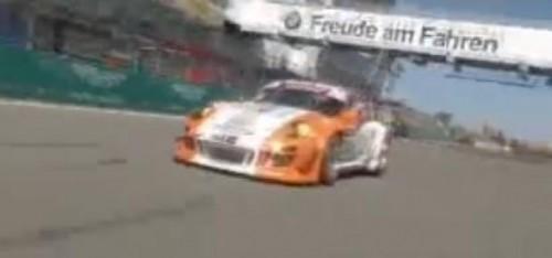 VIDEO:  Porsche 911 GT3 R Hybrid se pregateste pentru Nurburgring24232