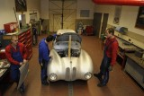 BMW a reconstruit modelul istoric 328 Kamm Coupe24196
