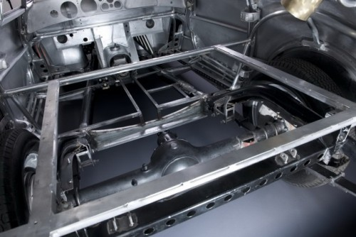 BMW a reconstruit modelul istoric 328 Kamm Coupe24197