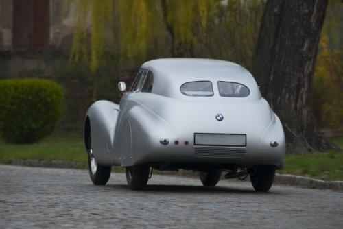BMW a reconstruit modelul istoric 328 Kamm Coupe24214