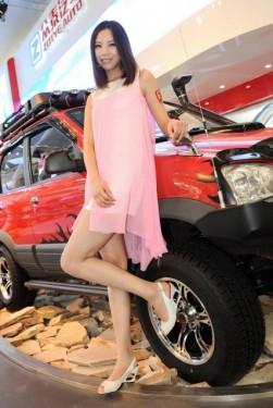 Galerie Foto: Frumusetile Chinei la Salonul Auto de la Beijing24174