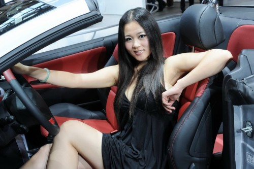 Galerie Foto: Frumusetile Chinei la Salonul Auto de la Beijing24182