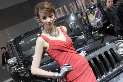 Galerie Foto: Frumusetile Chinei la Salonul Auto de la Beijing24184