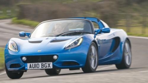 FOTO: Imagini noi cu modelul Lotus Elise facelift24140
