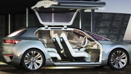 Subaru Hybrid Tourer, prezentat la Beijing24126