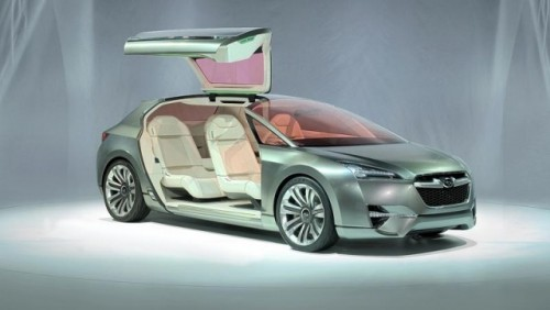 Subaru Hybrid Tourer, prezentat la Beijing24128