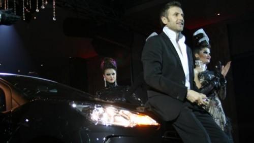 Citroen DS3, lansat de vedete in Romania24122