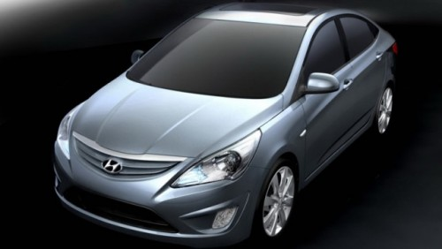 OFICIAL: Iata noul Hyundai Accent!24106