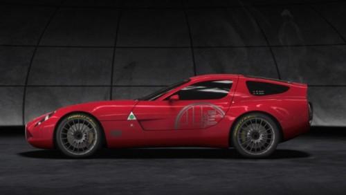 Alfa Romeo TZ3 Corsa a fost prezentata la Villa D'Este24053