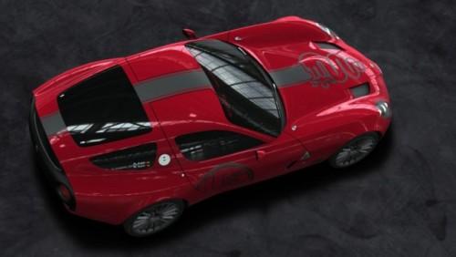 Alfa Romeo TZ3 Corsa a fost prezentata la Villa D'Este24056