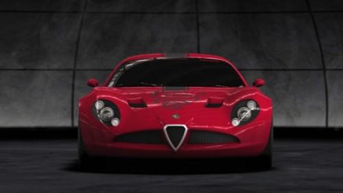 Alfa Romeo TZ3 Corsa a fost prezentata la Villa D'Este24057