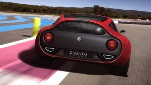 Alfa Romeo TZ3 Corsa a fost prezentata la Villa D'Este24060