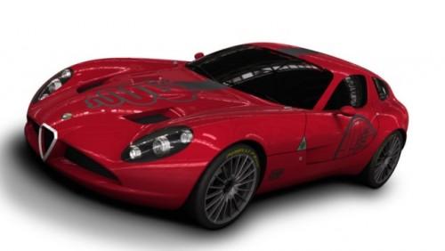 Alfa Romeo TZ3 Corsa a fost prezentata la Villa D'Este24061