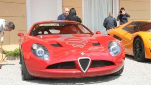 Alfa Romeo TZ3 Corsa a fost prezentata la Villa D'Este24063