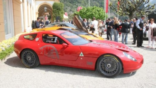 Alfa Romeo TZ3 Corsa a fost prezentata la Villa D'Este24065