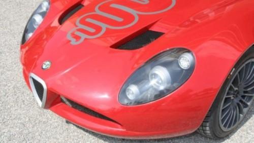 Alfa Romeo TZ3 Corsa a fost prezentata la Villa D'Este24070
