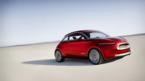Ford a prezentat noul concept Ford Start24025