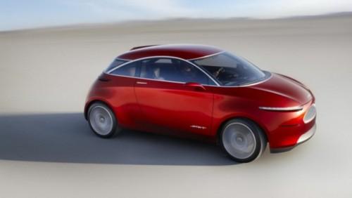 Ford a prezentat noul concept Ford Start24027