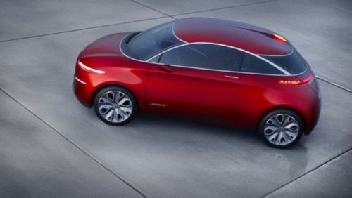 Ford a prezentat noul concept Ford Start24033