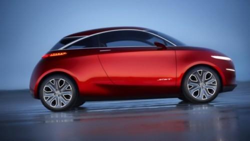Ford a prezentat noul concept Ford Start24034