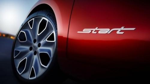 Ford a prezentat noul concept Ford Start24035