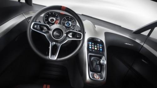 Ford a prezentat noul concept Ford Start24038