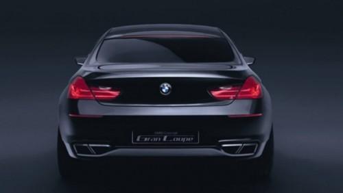 Iata conceptul BMW Gran Coupe!24022