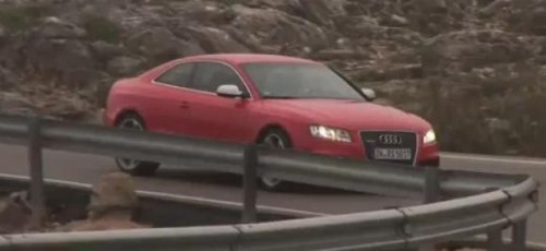 VIDEO: Test cu Audi RS524014
