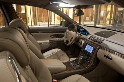 Maybach prezinta versiunile facelift ale modelelor 57 si 6223934