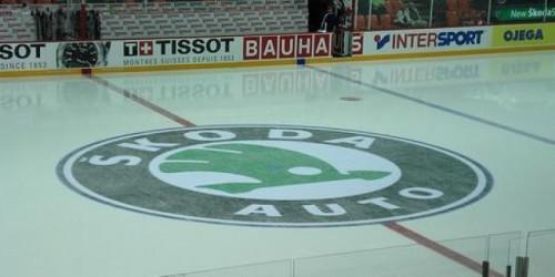 Skoda, sponsor la campionatul mondial de Hochei23919