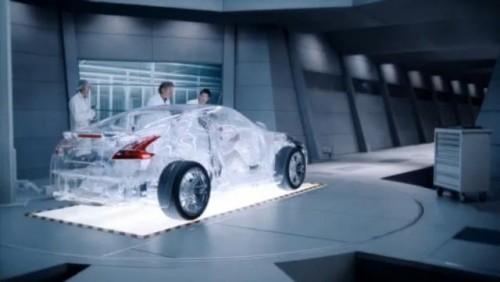 VIDEO: Cum functioneaza uleiul Shell pe un Nissan 370Z23888
