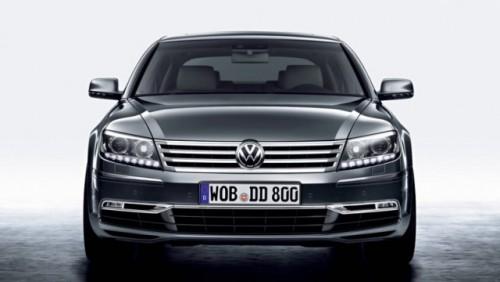 Primele imagini cu noul Volkswagen Phaeton!23897