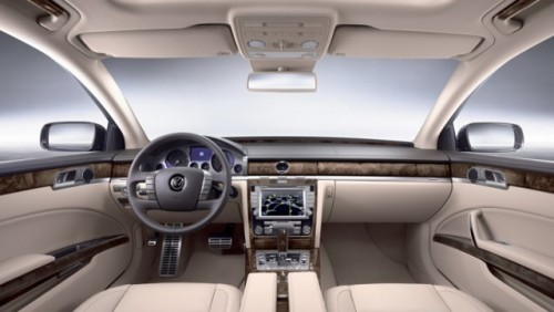 Primele imagini cu noul Volkswagen Phaeton!23901