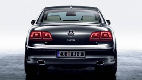 Primele imagini cu noul Volkswagen Phaeton!23904